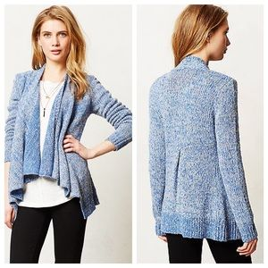 •Anthropologie• Moth Winnie Cardigan