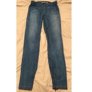 Joes jeans women's denim tights  size Small