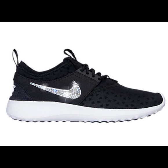 the latest 816e1 d0ca8 Bling Nike Juvenate Shoes with Swarovski Crystals