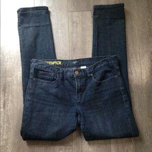 J. Crew Factory Denim - J. Crew factory Toothpick  demin jeans size 30