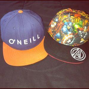 O'Neill Other - Boy's Hat Bundle
