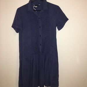 French connection shirt dress