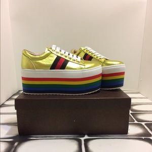 Gucci Shoes - Platform Sneakers