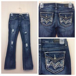 ZCO Denim - ZCO   Distressed Jeans