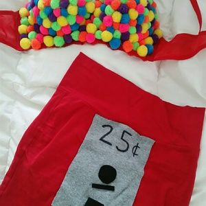 Other - Bubble gum costume