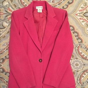 Chadwicks Jackets & Blazers - Pretty-n-Pink Chadwick Blazer 💥💥LOWEST PRICE