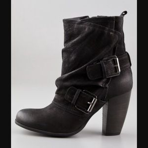 Boutique 9 Dode Draped Bootie