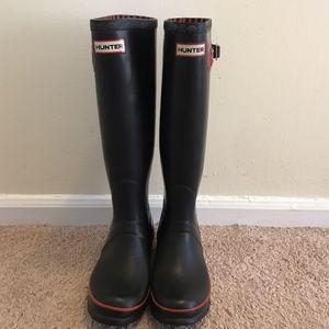 Hunter Boots Shoes - Festival hunter rain boots