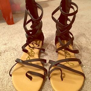 Charlotte Russe Shoes - Charlotte Russe Strappy Sandals