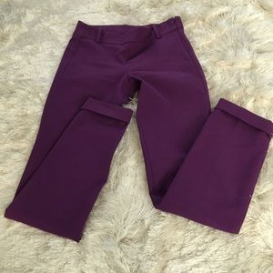 United Colors Of Benetton Pants - United Colors of Bennetton Side Zip High Waist