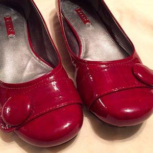 Ecco Shoes - ECCO Casual Bouillon Retro Red Patent