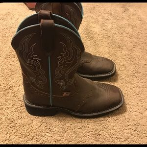 Justin Boots Shoes - Justin Gypsy cowgirl boots 👢🤠