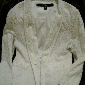 kenzie Jackets & Blazers - Kensie cotton jacket