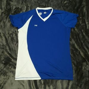 Under Armour Other - Under Armour Jersey shirt ~ New without Tags