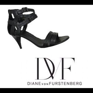 Diane von Furstenberg Shoes - ⚡️Sale⚡️Diane Von Furstenberg leather heels