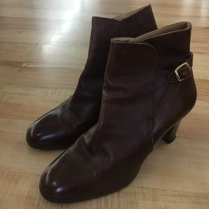 Fratelli Rossetti Shoes - Brown Leather Ankle Boots