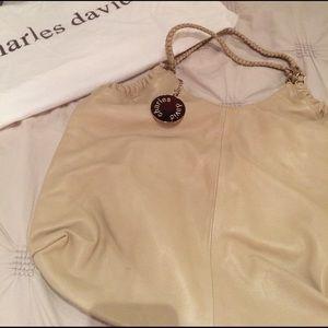 Handbags - New w tag Charles David purse