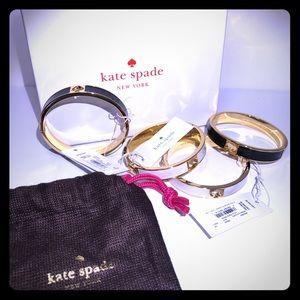 4 Kate Spade Bangles