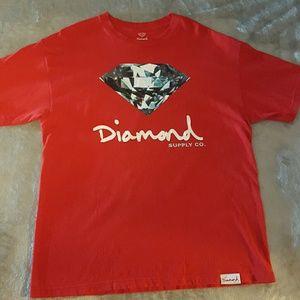Diamond Supply Co. Other - Diamond Supply Co. diamond t-shirt