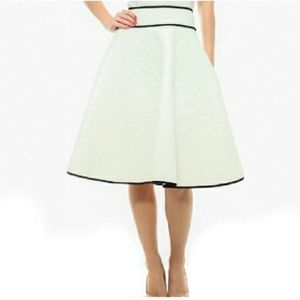 Moon Collection Dresses & Skirts - Textured midi skirt. Moon Collection
