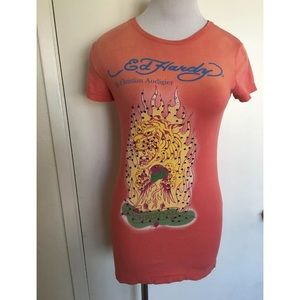 Ed Hardy Shirt Small