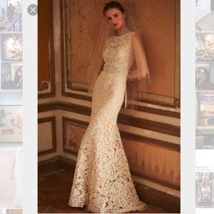 Anthropologie Dresses | Wedding Dress Bhldn | Poshmark