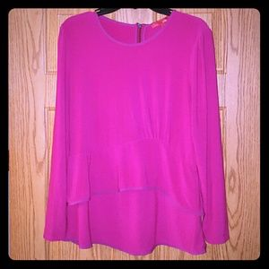Narciso Rodriguez Tops - SPRING FLING SALE! Narciso Rodriguez peplum top