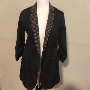 Express Studded Black jacket/blazer