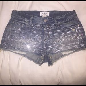 PINK Victoria's Secret Pants - VS PINK shorts, NWOT!