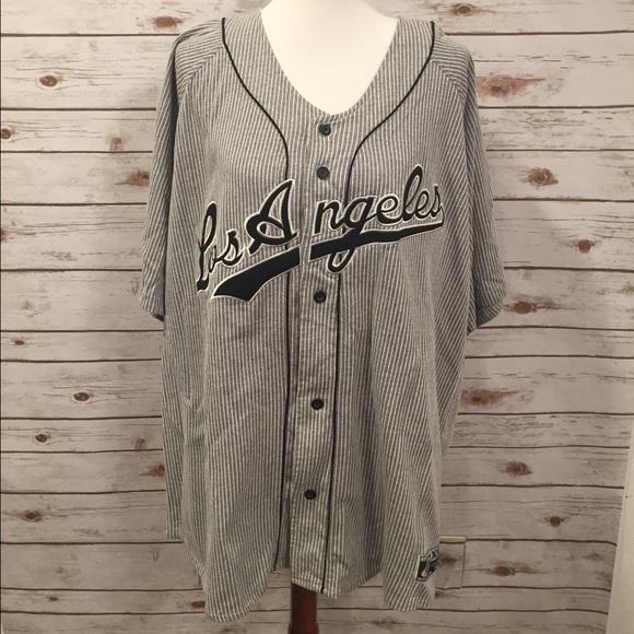 premium selection 90b31 22b4e ZAM Sports Wear Los Angeles Dodgers Jersey
