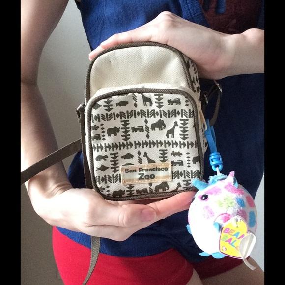 Hot Topic Handbags - San Fransisco Zoo Mini Backpack Bag