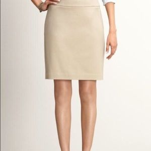 BR Nude Pencil Skirt ✏️