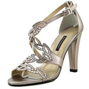 Caparros Shoes - NWT Caparros Cameo Metallic Embellished Heels - 9