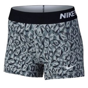 Nike Pants - Nike Pro Cool Facet 3 Inch Shorts