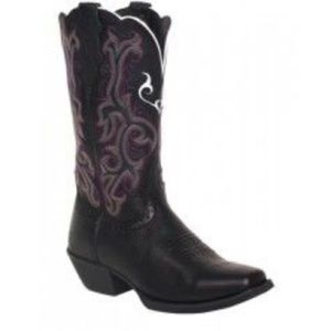 Justin Boots Shoes - ‼️FINAL SALE‼️ Women's Justin Stampede Boots