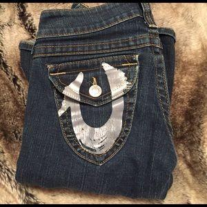 True Religion Denim - ‼️Final Sale‼️ True Religion 'Joey' Jeans Sz 27