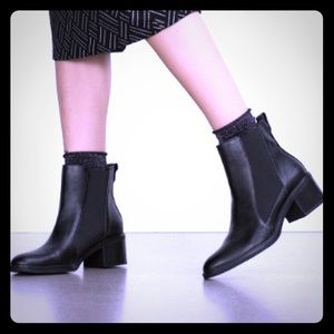 Zara Shoes - Zara Basic Collection Ankle Boots
