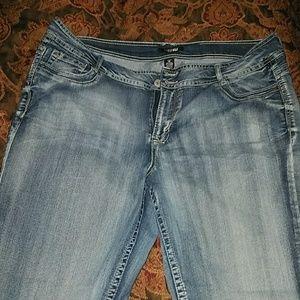 #Reposh Blue Jeans