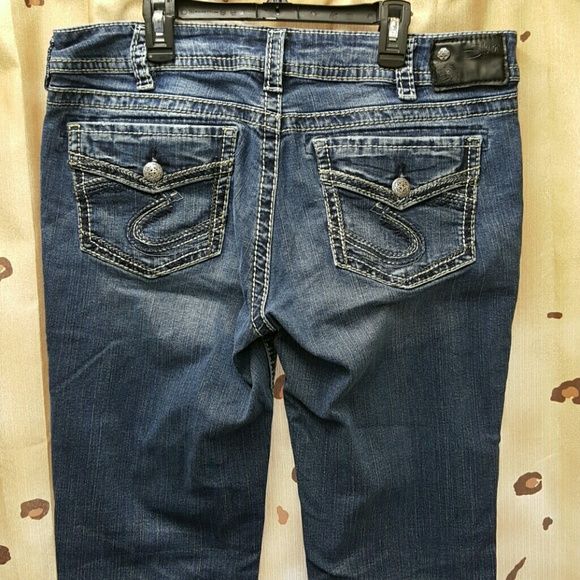 Silver Jeans Jeans Sizes To 16 In Conversion Chart Poshmark