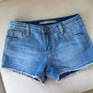 Tractr Other - Girl's Tractr Denim Shorts