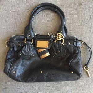 Authentic Chloe paddington bag