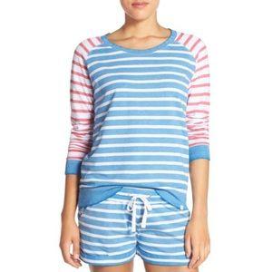 Honeydew Intimates Other - {Honeydew} Pajama French Terry Sweatshirt Top