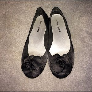 American Eagle by Payless Shoes - Silk Dress flats