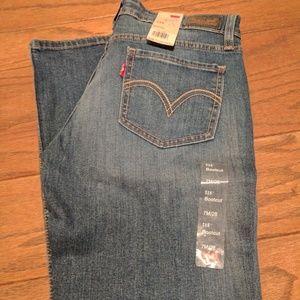 Levi's Denim - Levi's 518 Boot Cut Jeans