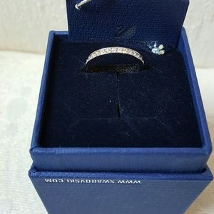 Swarovski Accessories - Swarovski Crystal Rare Ring
