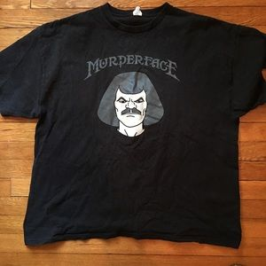 Metalocalypse Murderface t-shirt