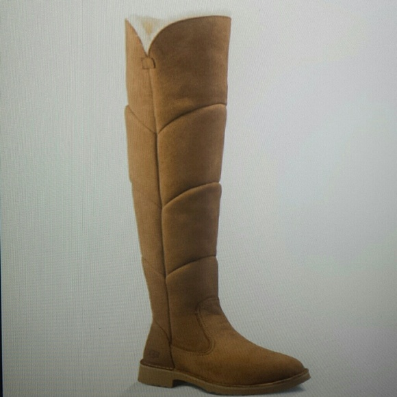 New Ugg Sibley Chestnut Size 9 NWT