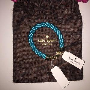 Kate spade ♠️ learn the ropes bracelet