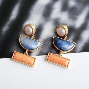 17Basics Jewelry - 🌸SPRING SALE🌸25SUMMER TRIO geometry earrings