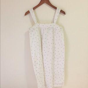 A.P.C. Dresses & Skirts - A.P.C. Floral Summer Dress